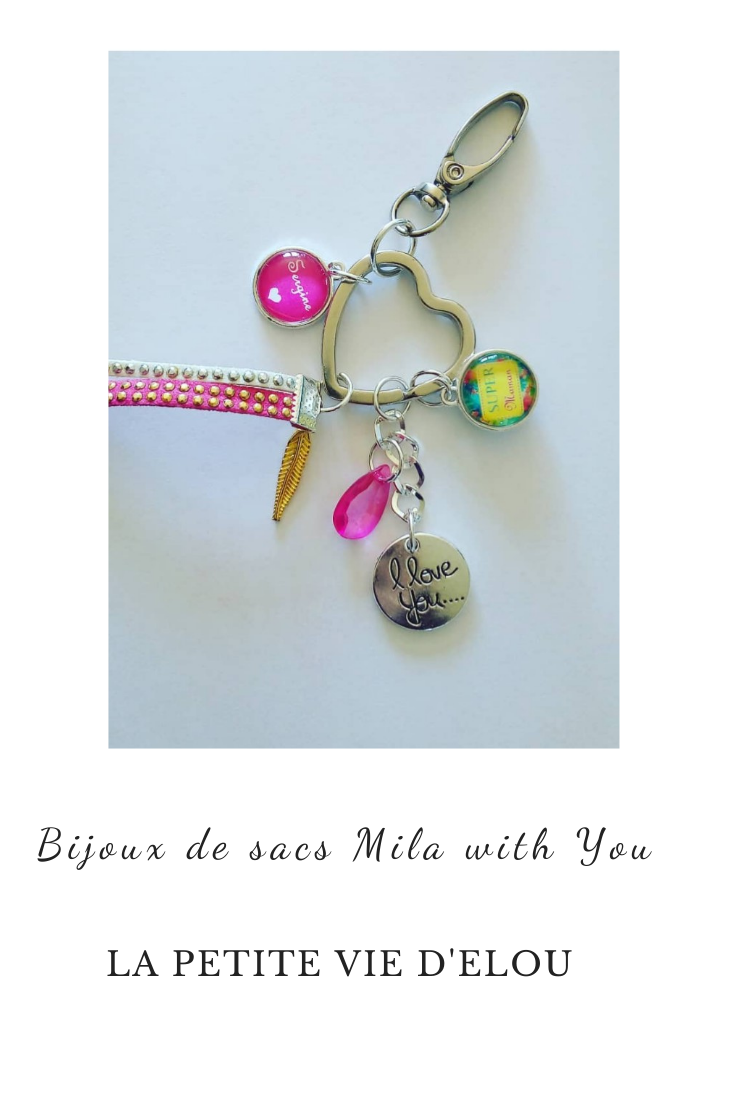 bijoux Mila with you
