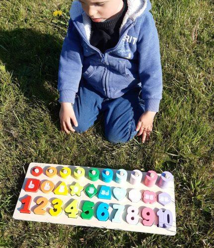 Ilian découvre la playboard
